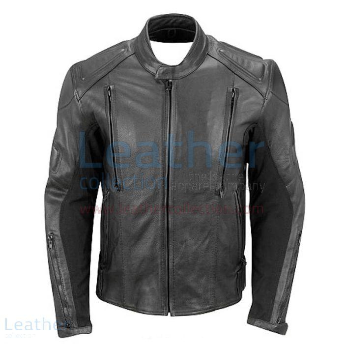 Big and tall motorcycle jacket