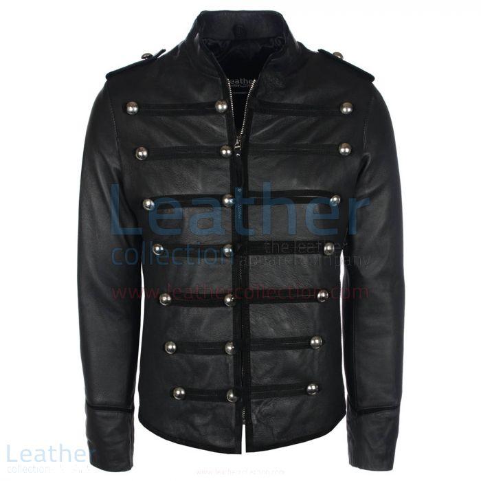 Prince leather jacket