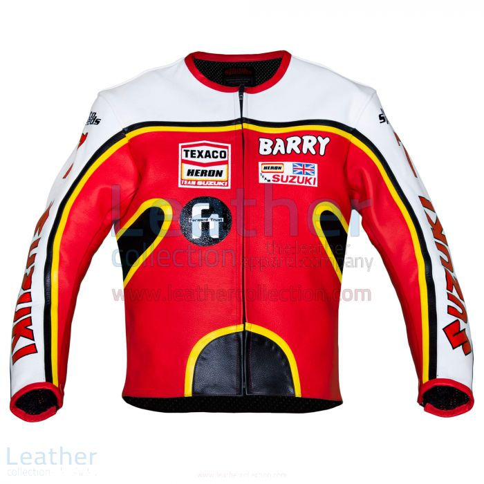 Barry Sheene jacket