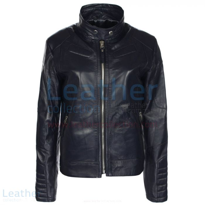 leather jacket mens biker