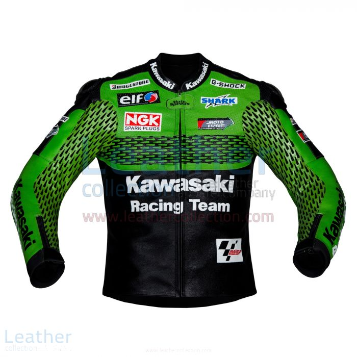 Kawasaki racing team jacket