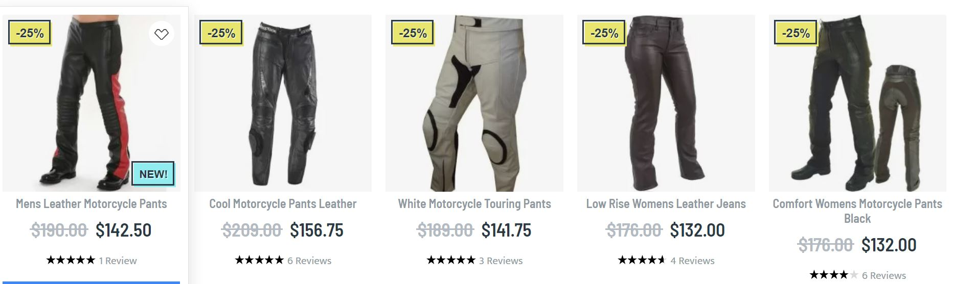 Motogp pants