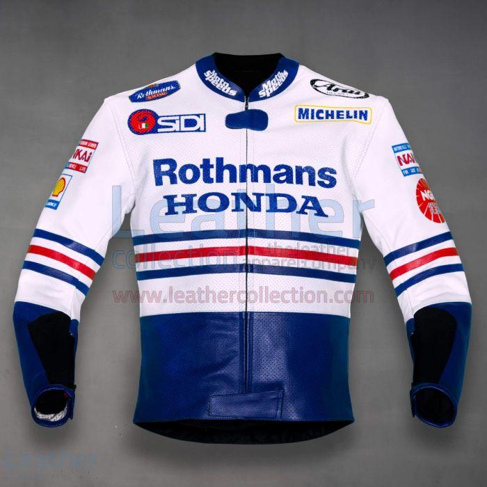 Rothmans racing jacket