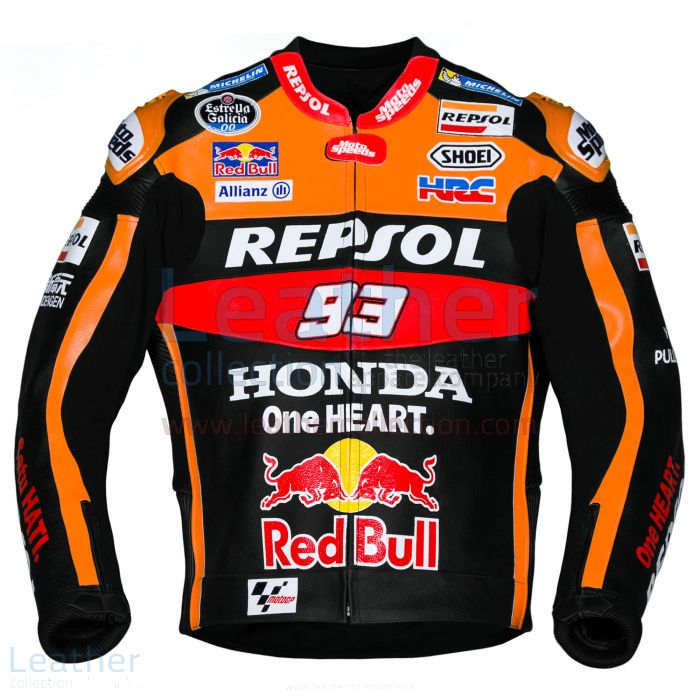 Repsol honda jacket