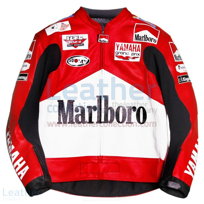 Marlboro motorcycle jacket