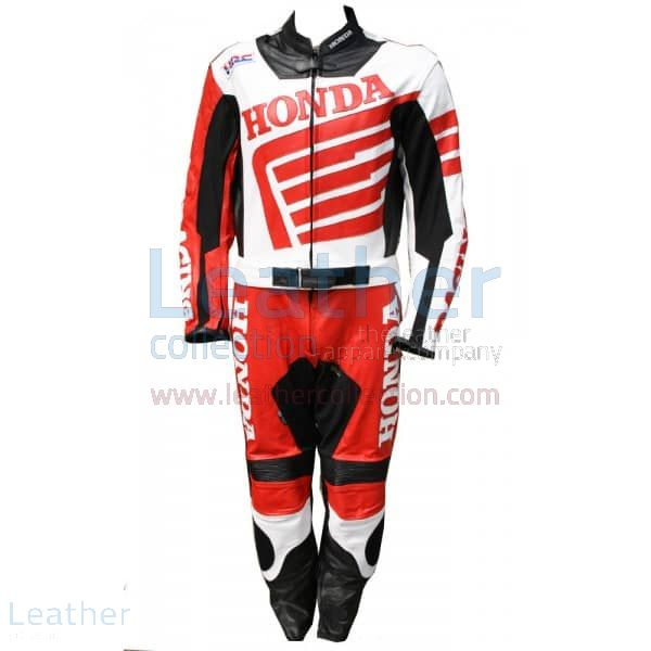 Honda racing suit