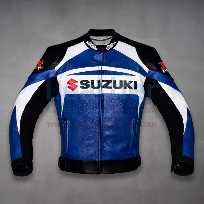 Gsxr leather jacket