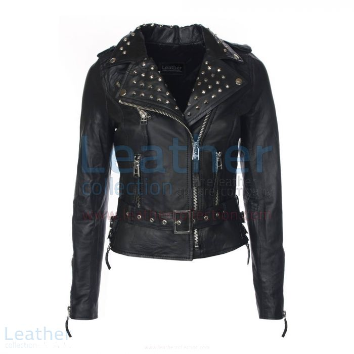 Studded jacket Womens
