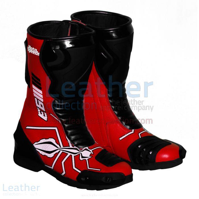 Marc Marquez boots