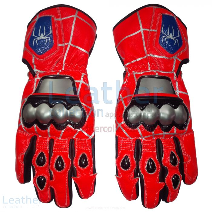 Spider man gloves