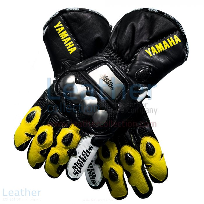 Yamaha motorcycle gloves